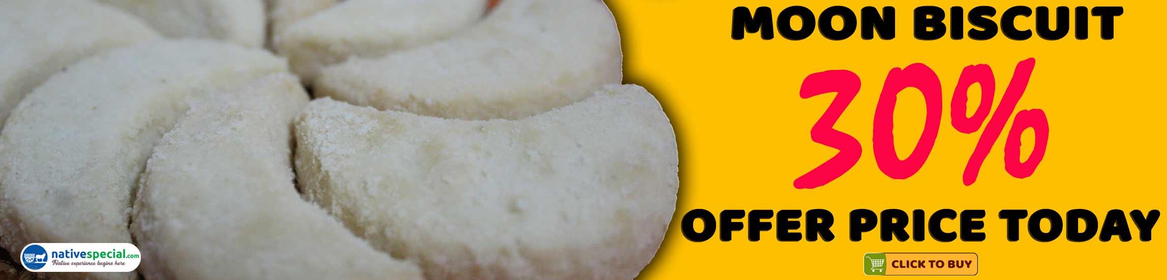 Moon-biscuit
